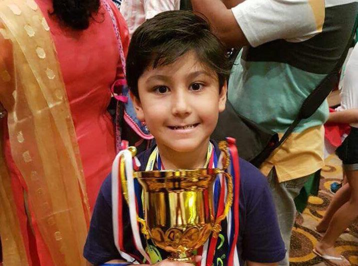 Gustavo García, niños genios, Grand Champion, cálculo mental