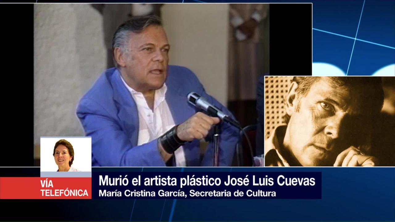 muerte de Cuevas, marca el fin, una era, Javier Aranda