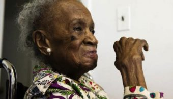 Mujer años revela secreto vida larga