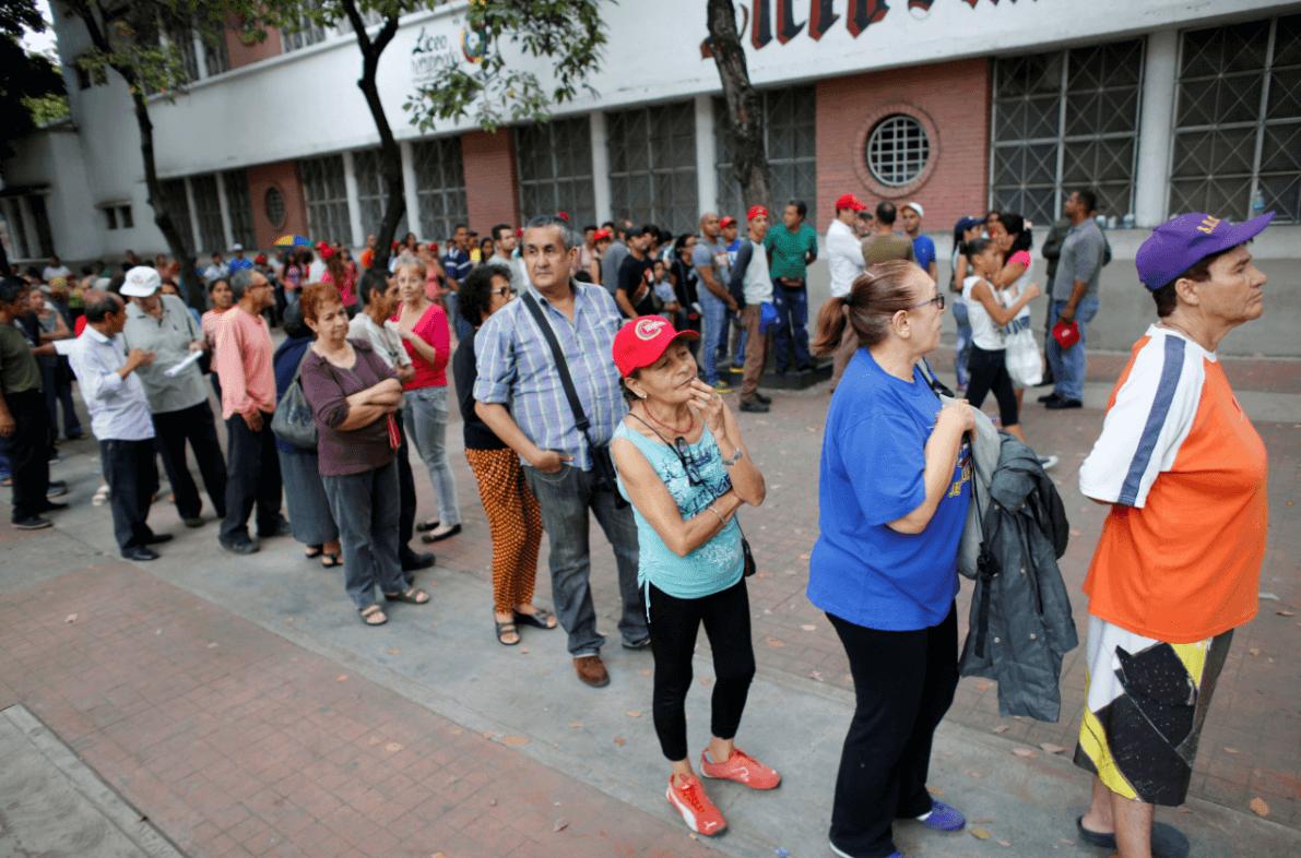 Partidarios de Maduro participarán en prueba preparatoria para la Asamblea Constituyente