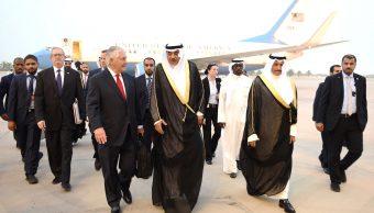 Catar, crisis, Rex Tillerson, países árabes, sanciones, diplomacia,