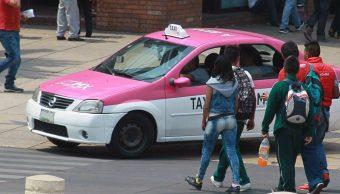 taxis cdmx asaltos