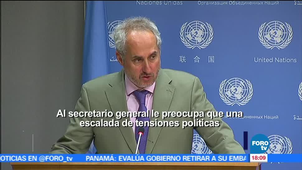 Exigen Liberacion Lideres Opositores Comunidad Internacional Nicolas Maduro Venezuela