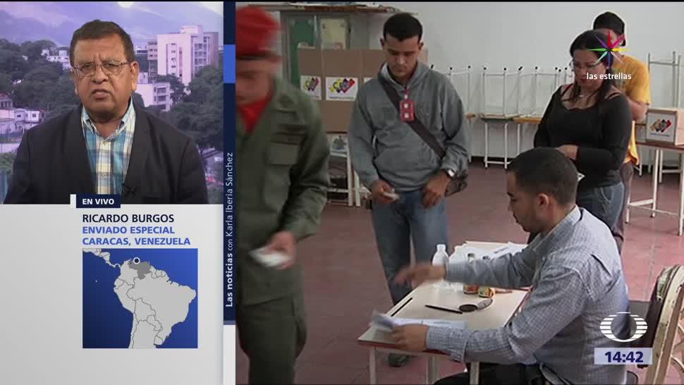 Manipulación datos tras elección Venezuela Asamblea