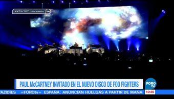 Paul McCartney, nuevo, disco, Foo Fighters