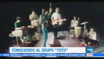Conociendo Grupo Toto Grupo estadounidense