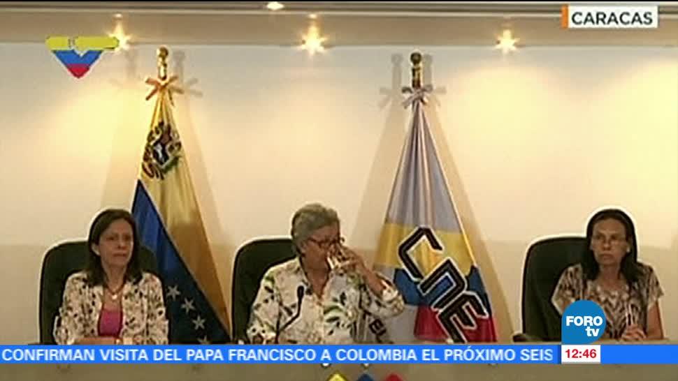 reúne, oposición, venezolana, Caracas