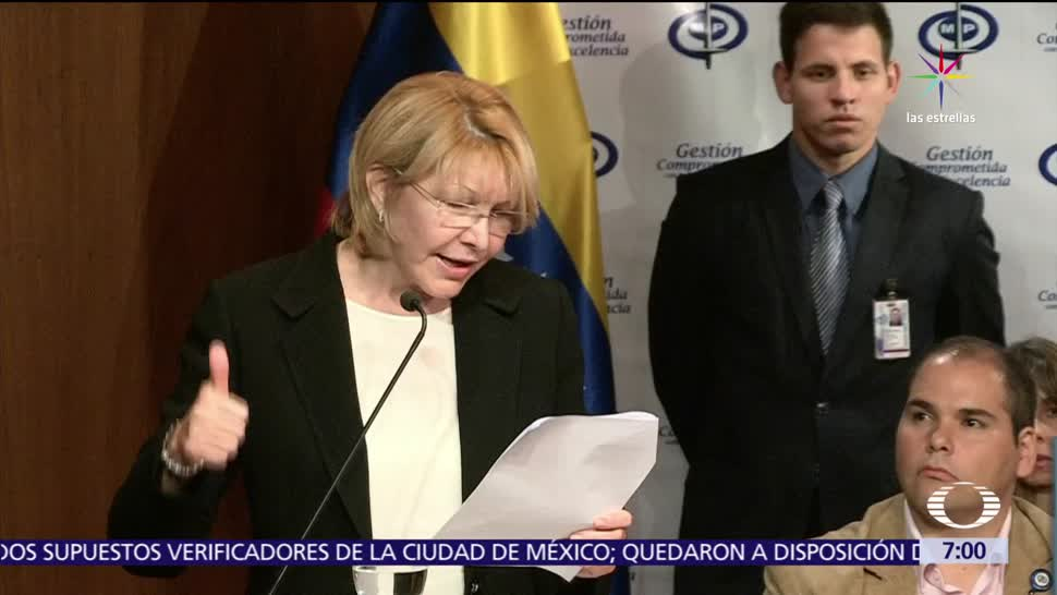 Fiscalia Venezuela Anular Instalacion Asamblea Constituyente