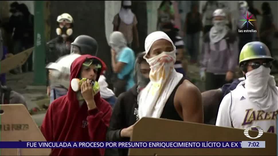 Oposicion Venezolana Posterga Marchas Instalacion Asamblea Constituyente