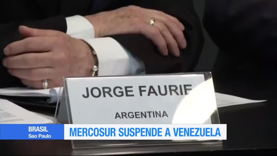 Suspenden Venezuela Mercosur Bloque Economico Mercado Comun Del Sur