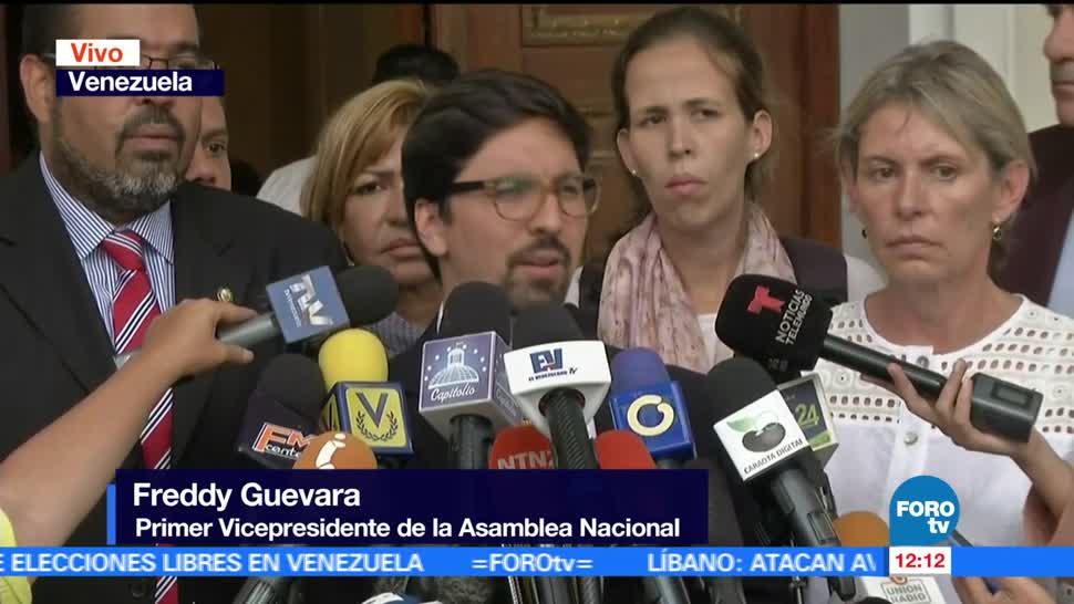 No tendremos Receso Parlamentario Freddy Guevara