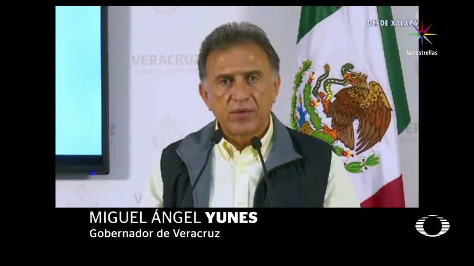 Yunes acusa esposa de Javier Duarte
