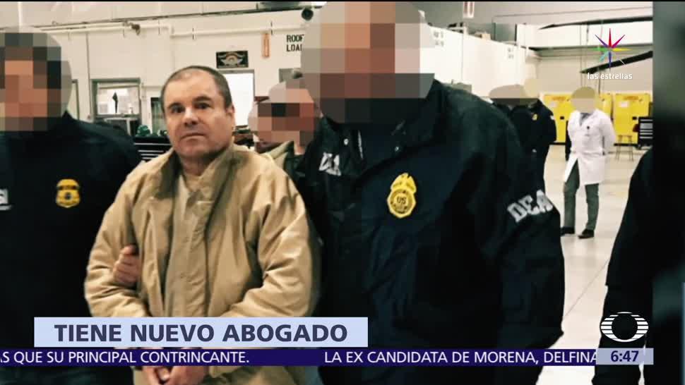 El Chapo, contrata, abogado, Jeffrey Lichtman