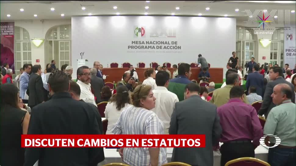 PRI arranca trabajos rumbo a su asamblea nacional