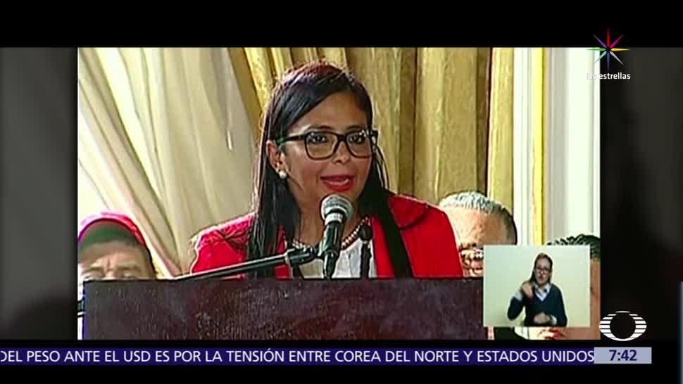 Congreso Venezuela Rechaza Asamblea Constituyente