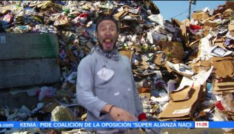 Terribles, casos, manejos, basura