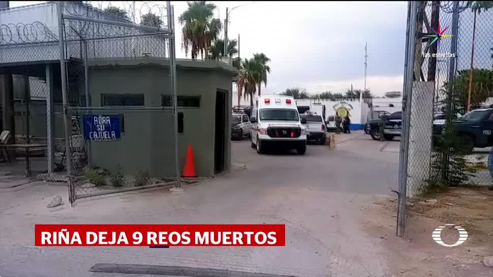Nueva riña en el penal de Reynosa