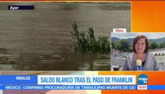 Saldo blanco por Franklin en Hidalgo