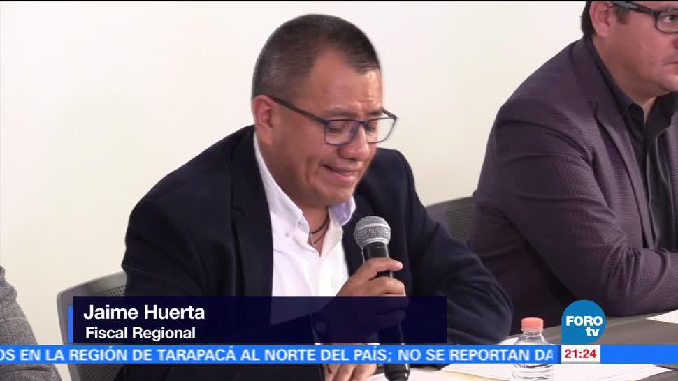 Desmantelan Banda Los Cuijes Puebla