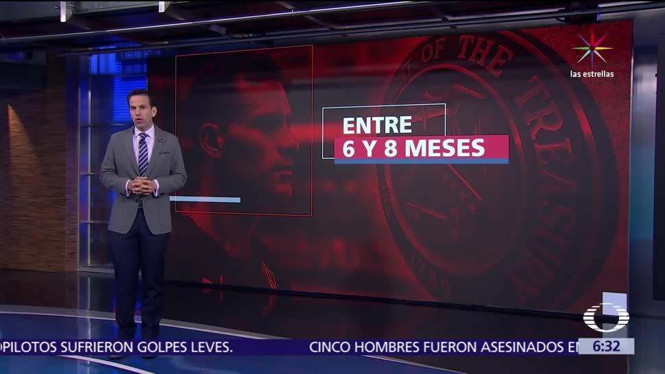 oficiales, Rafael Márquez, acusación, EU