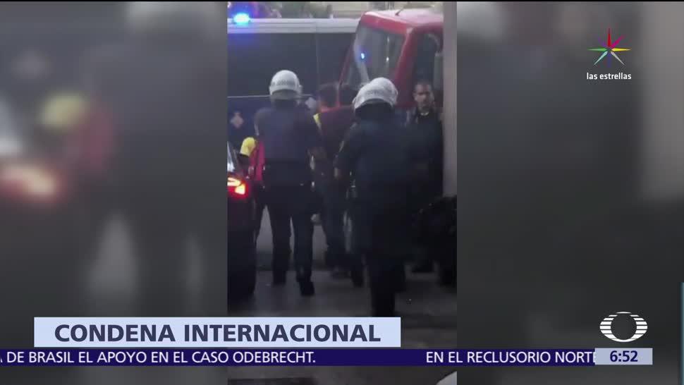 Lideres Mundiales Condenan Ataque Terrorista Barcelona