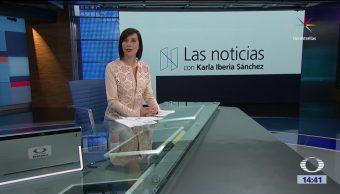 noticias Karla Iberia Programa 18 agosto
