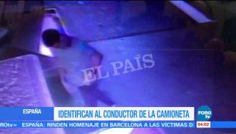 Identifican, conductor, camioneta, atentado