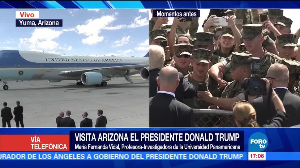 Trump no perdonará al exsheriff Joe Arpaio