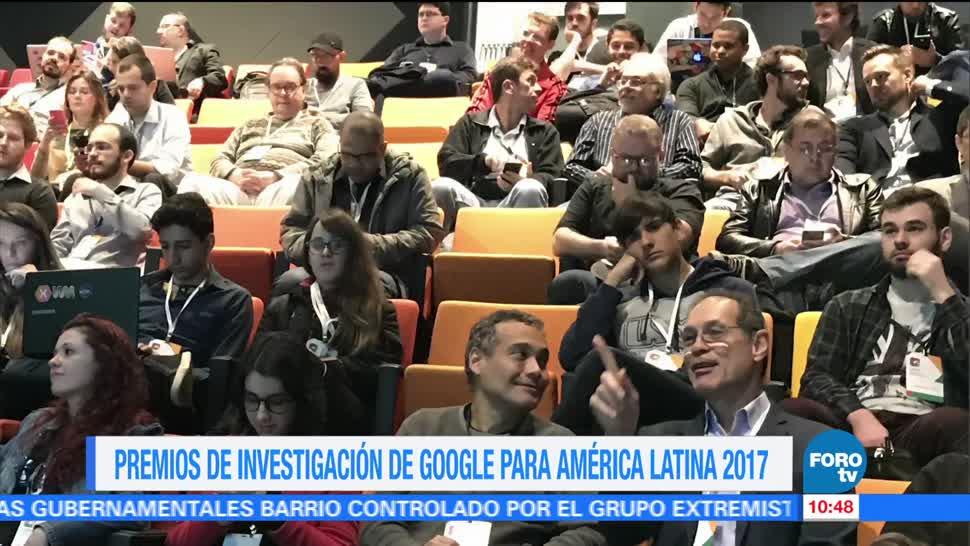 Google Premios Investigación América Latina