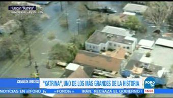 Cumplen Años Huracán Katrina Devastador Del Huracán