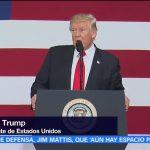 Trump reitera sobre riesgos inundaciones Texas
