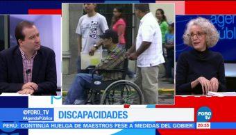 Falta de accesos para personas con discapacidad en la CDMX