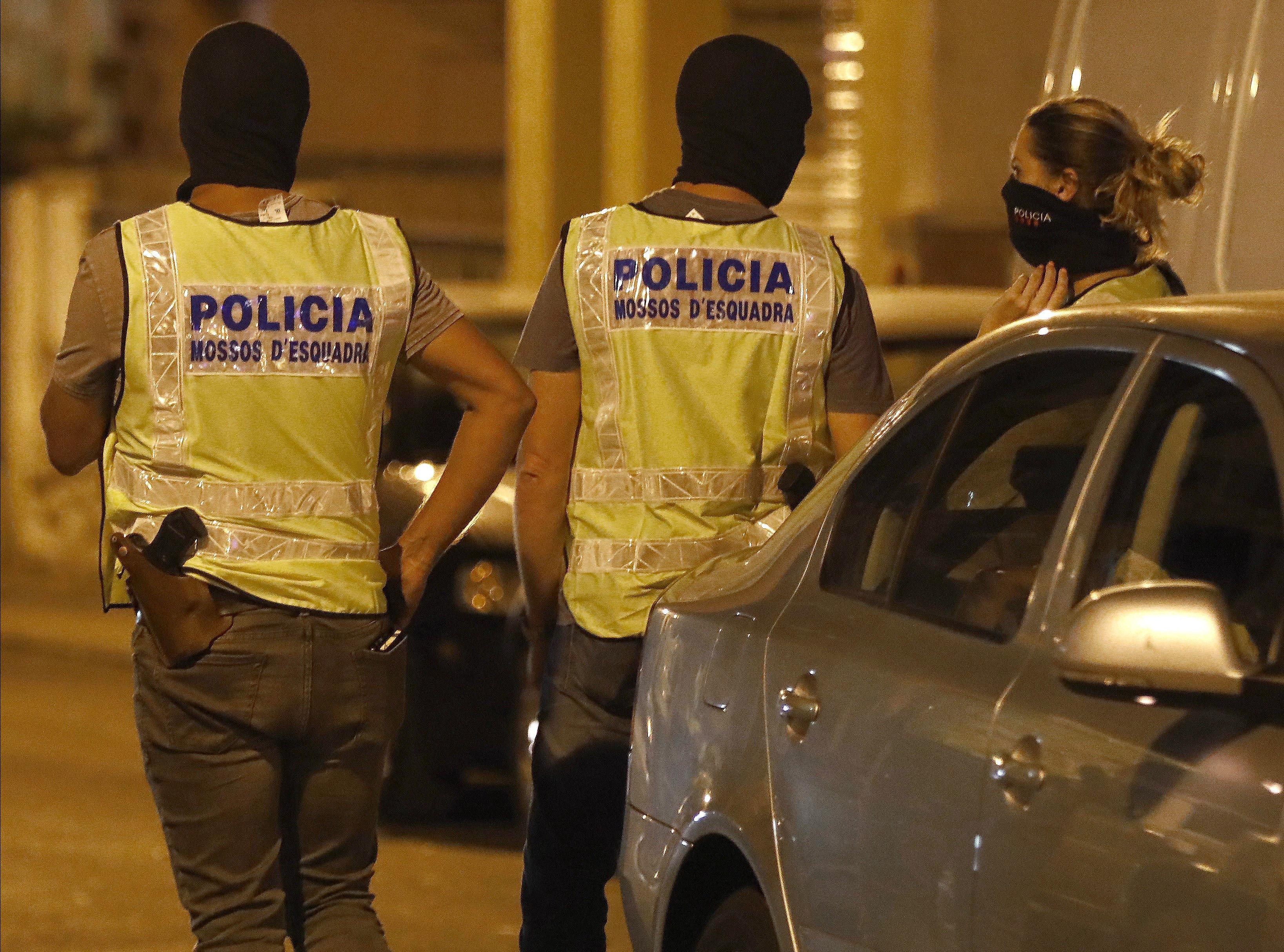 Terroristas de Cataluña podrían haber fabricado hasta 150 kilos de explosivos