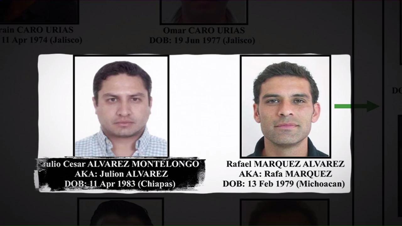 Ahora bloquean las cuentas de Julión Álvarez