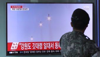 seul pyongyang disparo misiles corto alcance