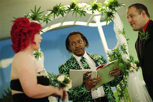 Estados Unidos, marihuana, bodas, drogas, moda, eventos