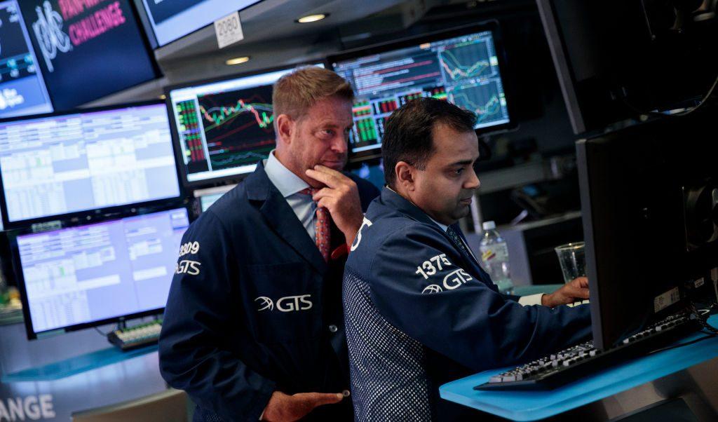 Wall Street cierra semana dos nuevos récords