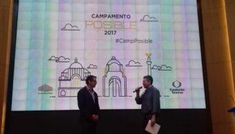 Realizan clausura del 'Campamento Posible 2017'