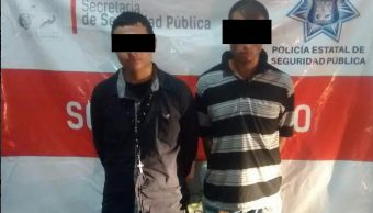 Detienen a dos hombres con droga en Hermosillo