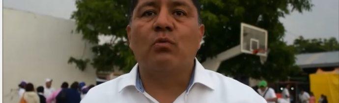 Fiscalía investiga homicidio del exalcalde Tlalmanalco