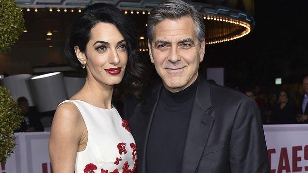 Fundacion Clooney donan millon dolares combatir racismo