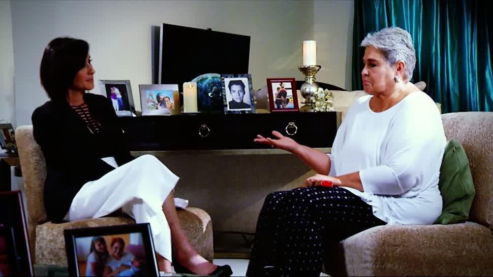 Hoy voy a cambiar Karla Iberia Sánchez entrevista a Lupita D'Alessio