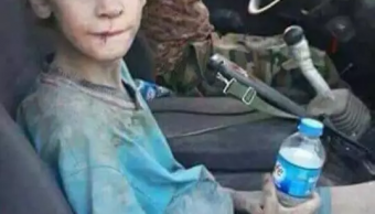 Imad Mishko, yazidí rescatado del Estado Islámico en Mosul