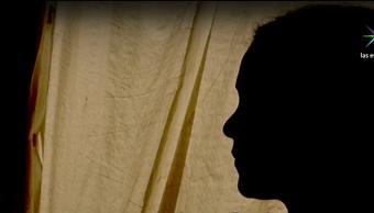 Joven víctima del Estado Islámico en Irak