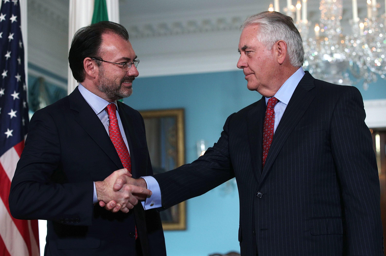 Videgaray México podría dejar renegociación TLCAN