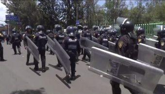 Regresa la calma a Xochimilco tras operativo
