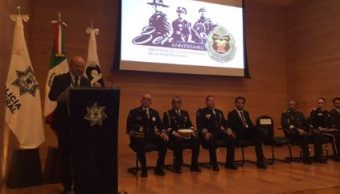 Desafío de policías es ganar confianza de ciudadanos: Renato Sales