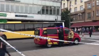 Se registra un ataque con cuchillo en Alemania.