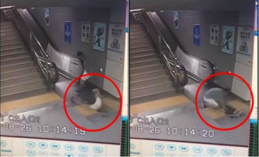 Socavón, Metro, Viral, Subterráneo, Video, China