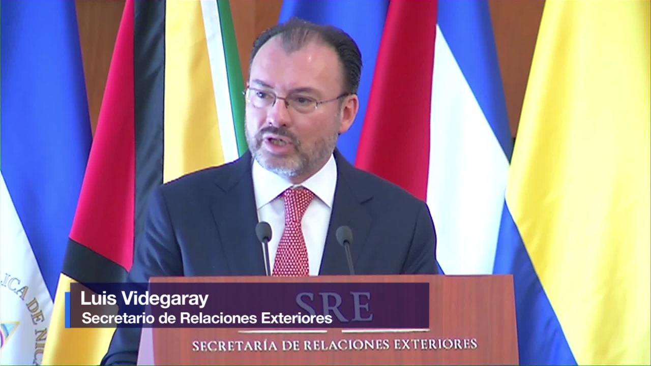 Videgaray, reitera, México, Asamblea Constituyente